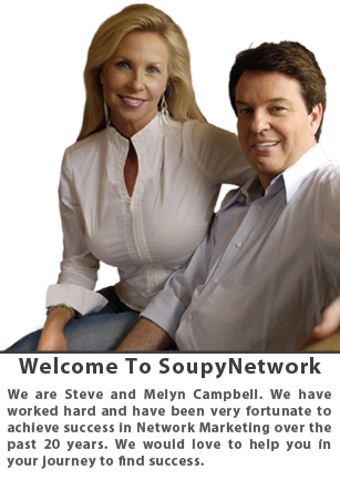 Steve and Melyn Cambell - Let us help you find success